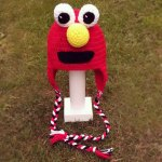 Elmo Hat Pattern