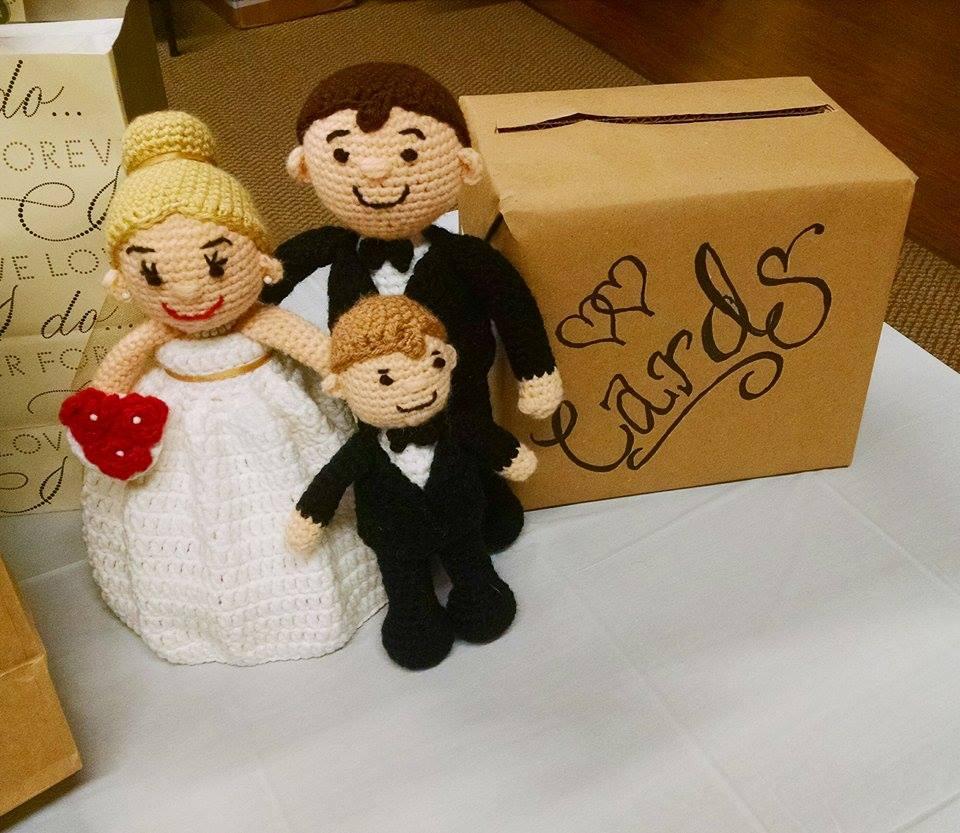 Crochet Tutorial Dolls Bride And Groom Yarnutopia By Nadia Fuad