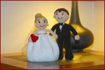 Crochet Tutorial: Dolls-Bride and Groom