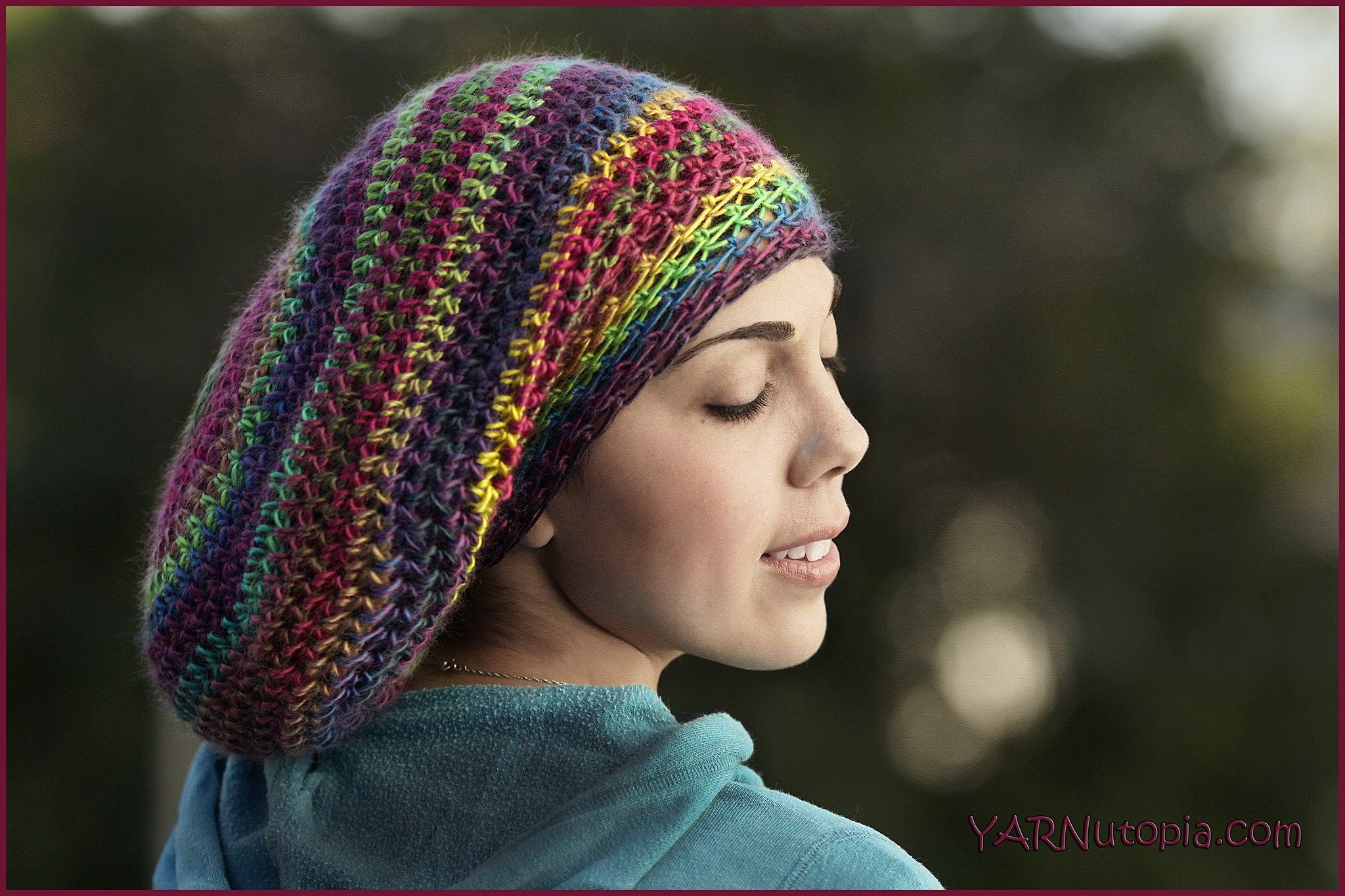 how to draw a slouch hat