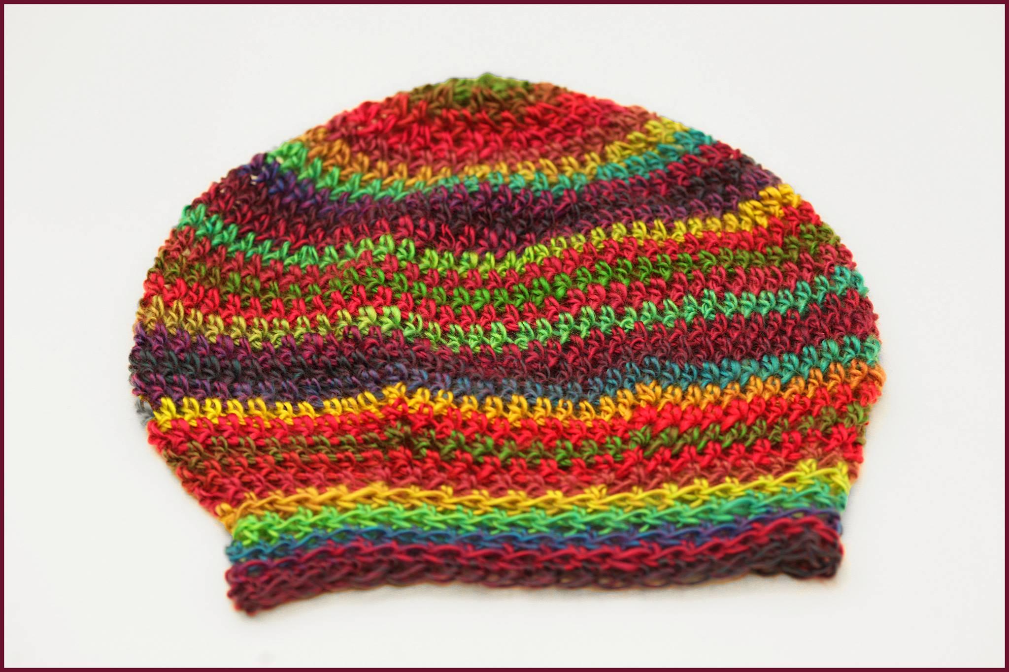 slouchy hat « YARNutopia by Nadia Fuad