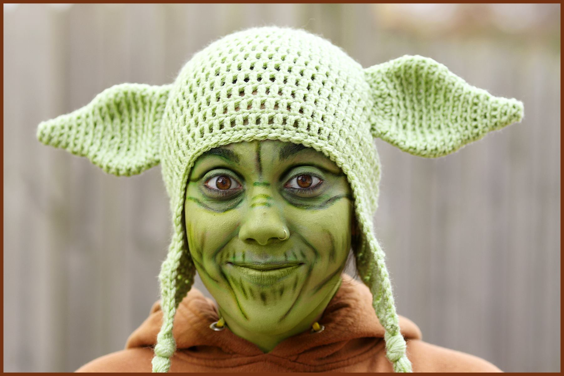 Crochet Tutorial: Yoda Hat (Toddler Size) « YARNutopia by Nadia Fuad