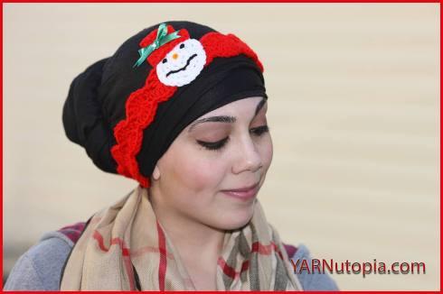 Snowman Headband