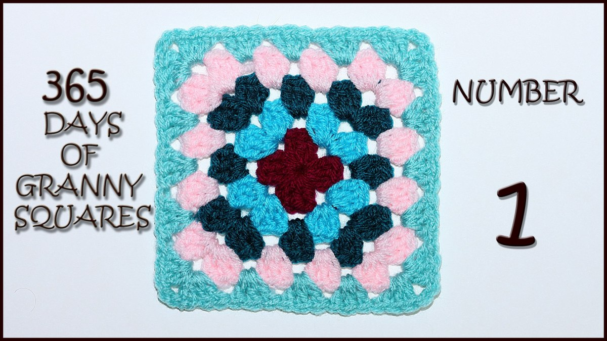 365 Days Of Granny Squares Yarnutopia By Nadia Fuad