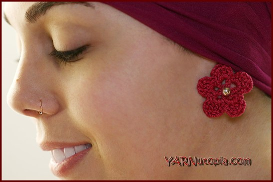 Earring Embellishment