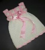 Crochet Tutorial: Mini Square BabyDress