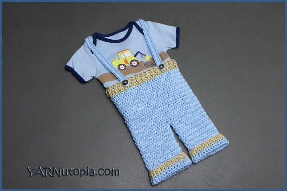 Crochet Tutorial Baby Boy Knickers With Suspenders Yarnutopia By