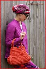 Crochet Tutorial: Poppin' Petals Purse