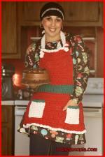 Crochet Tutorial: Let's Bake a CakeApron