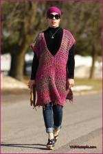 Crochet Tutorial: All Year Round Poncho
