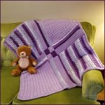 Crochet Tutorial: Patchwork Medley BabyBlanket