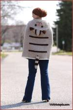 Crochet Tutorial: Kitty Cat Poncho