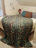 Crochet Tutorial: The Cozy Colossal Blanket