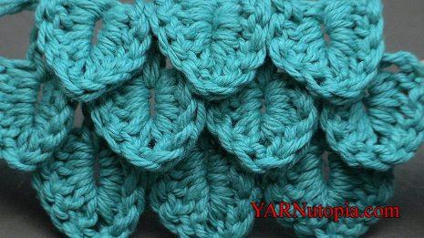 Stitch Gallery & Glossary Episode #7: Crocodile Stitch « YARNutopia ...