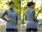 Crochet Tutorial: Chain-Link Tunic