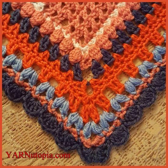 Crochet Tutorial Destiny Sampler Baby Blanket Yarnutopia By Nadia