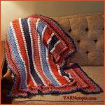Crochet Tutorial: Destiny Sampler BabyBlanket