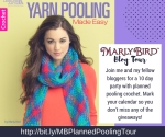 GIVEAWAY ENDED: Yarn Pooling Made Easy Blog Tour & BookReview