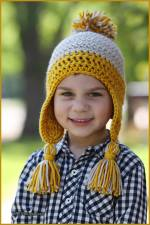 Crochet Tutorial: Winter Winds SkiCap