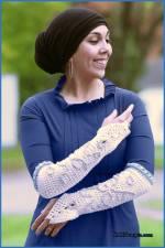 Crochet Tutorial: Princess CostumeGloves