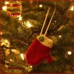 12 Days of Christmas: MittenOrnament