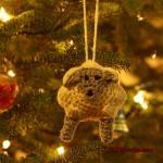 12 Days of Christmas: SheepOrnament