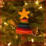 12 Days of Christmas: Colorful TreeOrnament