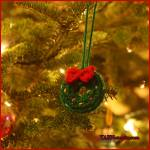 12 Days of Christmas: Wreath Ornament