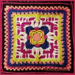 Crochet Tutorial: Colorful Visions Afghan