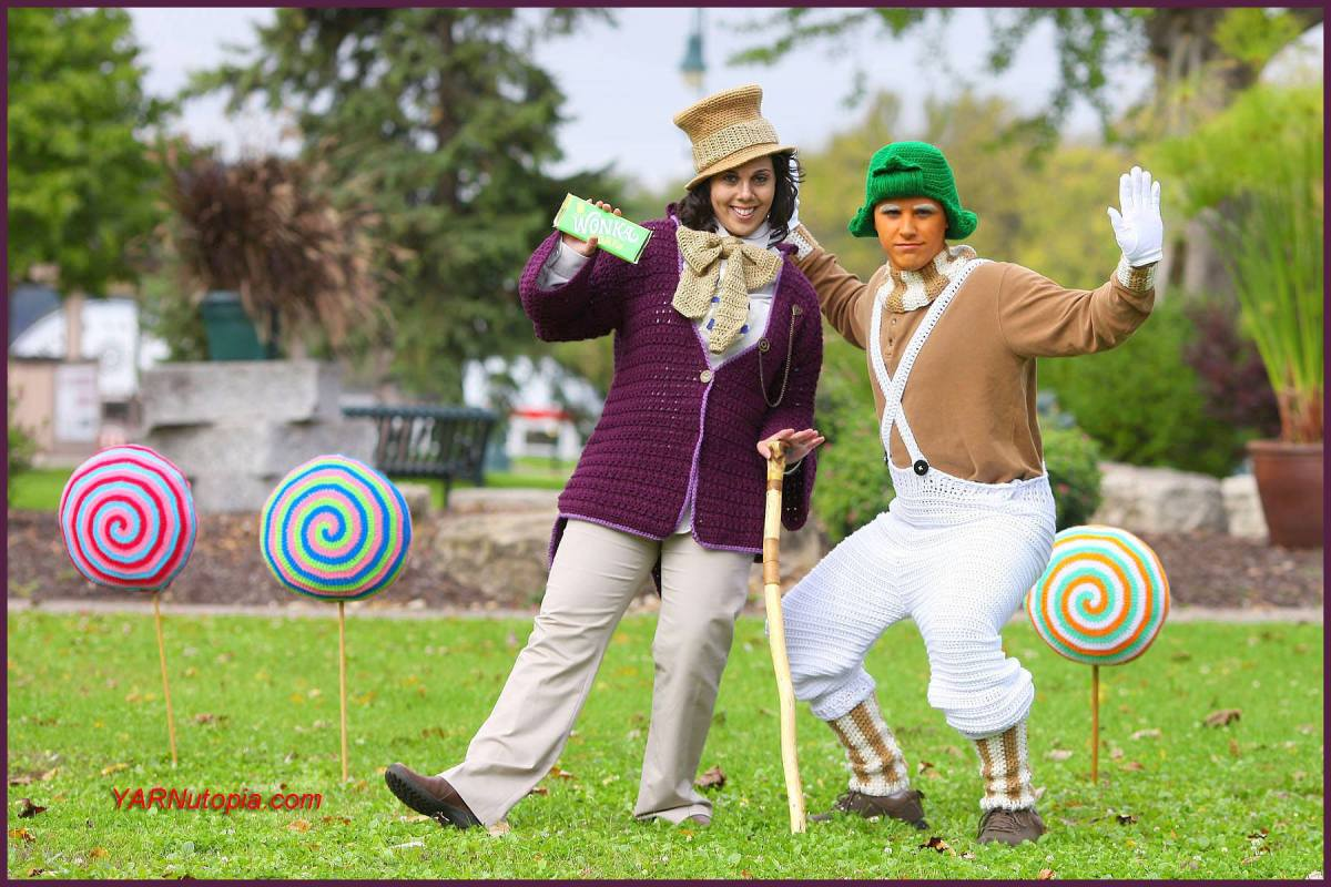 Charlie and the Chocolate Factory Characters