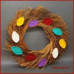 12 Days of Christmas: Holiday FestiveWreath