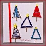 12 Days of Christmas: Christmas Tree CanvasArt