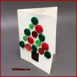 12 Days of Christmas: Christmas Tree Greeting Card