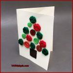 12 Days of Christmas: Christmas Tree GreetingCard