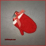 12 Days of Christmas: Holiday Mitten Gift CardHolder
