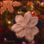 12 Days of Christmas: Poinsettia withPearls