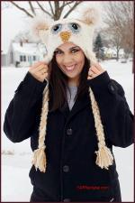 Crochet Tutorial: Owl Be WarmHat