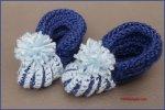 Crochet Tutorial: Simple InfantBooties